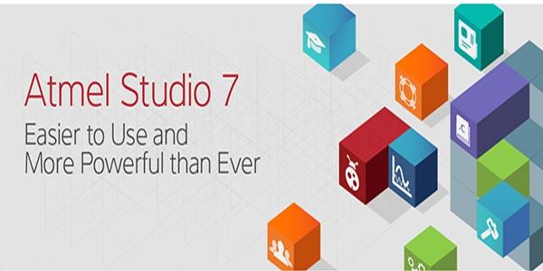 Atmel Studio 7 بهتر از همیشه