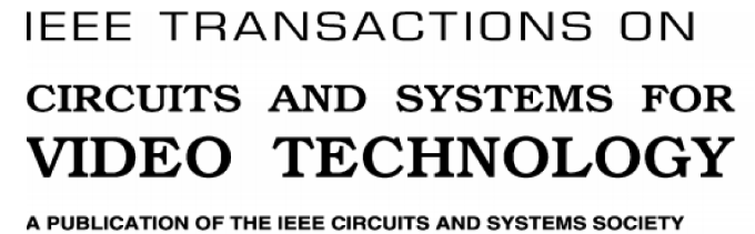 فراخوان مقاله: Call for Papers – IEEE Transactions on Circuits and Systems